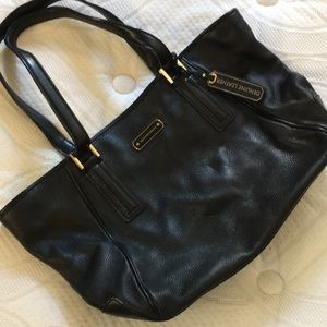 Dana Buchman - Pebbled Leather Tote
